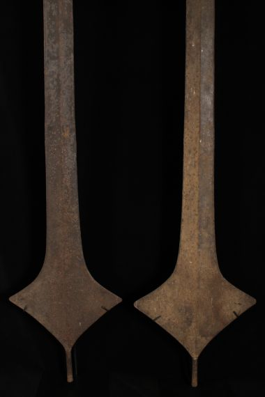 Topoke Iron Spear Currency