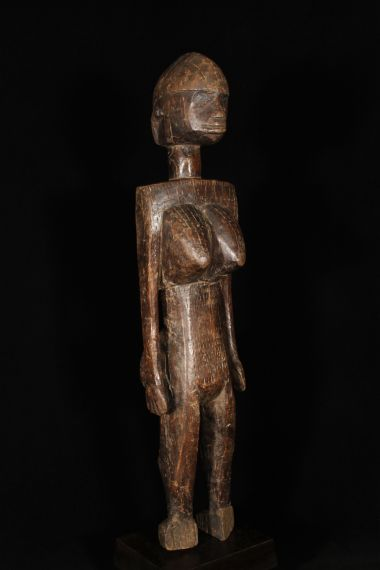 Bamana Female Jonyeleni Figure Large