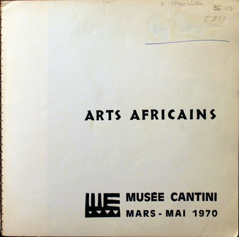 Arts africains book
