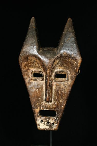 Lega Horned Mask