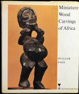 Minature Wood Carvings of Africa Book